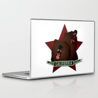 fallout Laptop & iPad Skins featuring Fallout: New California Republic by Kelly Irene