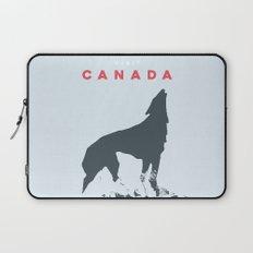 Visit Canada Laptop Sleeve