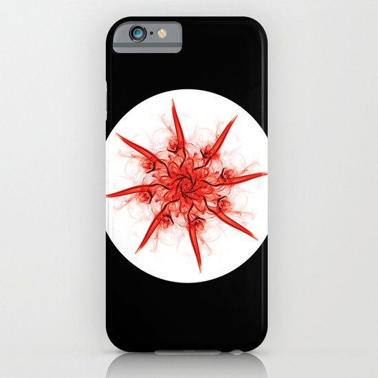 Smoke Flower 1 iPhone & iPod Case