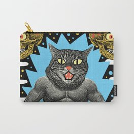 Hey! I'm a cat! Carry-All Pouch