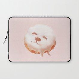 SmileDog Donut Laptop Sleeve