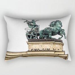 The Chariot. Rectangular Pillow