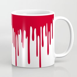 Blood Drippings Coffee Mug