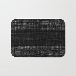 platno (center stripe) Bath Mat
