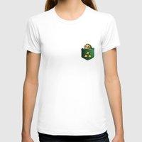 legend of zelda T-shirts featuring THE LEGEND OF ZELDA  by BeautyArtGalery