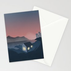 The Same Deep Water as You Stationery Cards