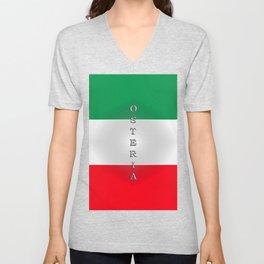 Italia Osteria Unisex V-Neck