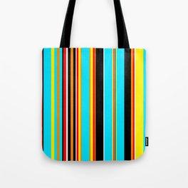 Stripes-017 Tote Bag