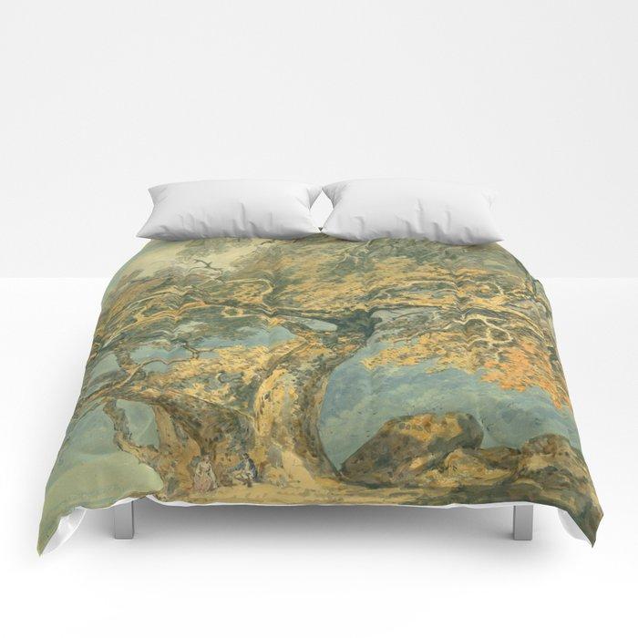 "J.M.W. Turner ""A Great Tree"" Comforters"