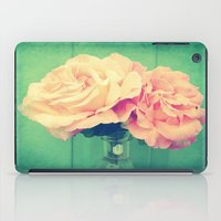 roses iPad Cases featuring Roses by 2sweet4words Designs