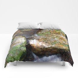 In the mood of zen Comforters