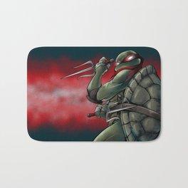 Raphael . TMNT Bath Mat