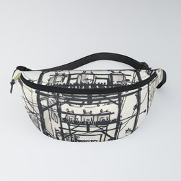 Pig Alley Lawrence Fanny Pack