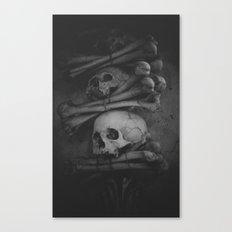 Sedlec Canvas Print