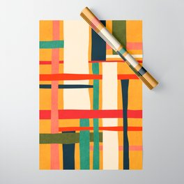Variation of a theme Wrapping Paper