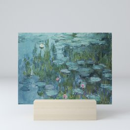Water Lilies 2 Mini Art Print