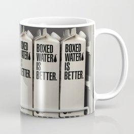 Boxed Water Coffee Mug