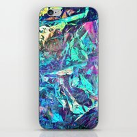 holographic iPhone & iPod Skins featuring Holographic II by Nestor2