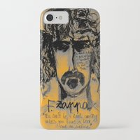 zappa iPhone & iPod Cases featuring Zappa by sladja