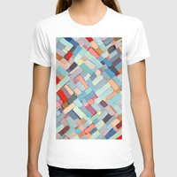 andreas preis T-shirts featuring Summer in the City by Ann Marie Coolick