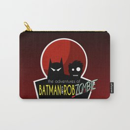 The Adventures of Bat man and Rob Zombie Carry-All Pouch