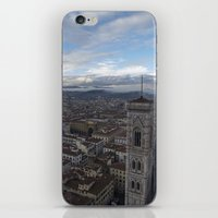 europe iPhone & iPod Skins featuring Europe by LonelyHeartsClub
