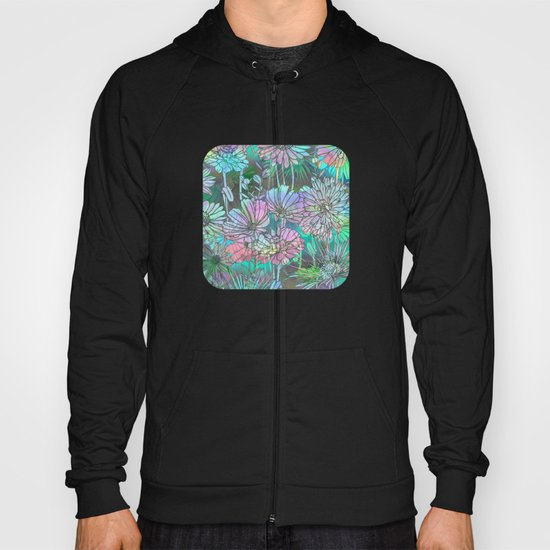 Spring Meadow Pattern Hoody