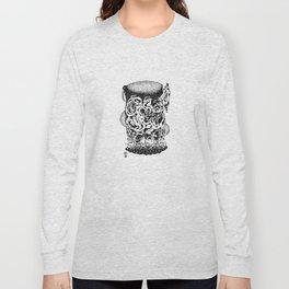 Birdhat Rat Long Sleeve T-shirt