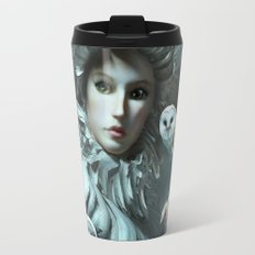 Owls Talk - dedicated to thee_owl_queen Travel Mug