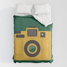 Camera Series: Holga Duvet Cover