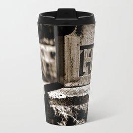Rest Hart BW Travel Mug