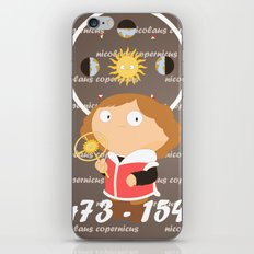 Nicolaus Copernicus iPhone & iPod Skin