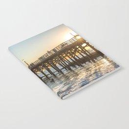 Sunset Beach Notebook