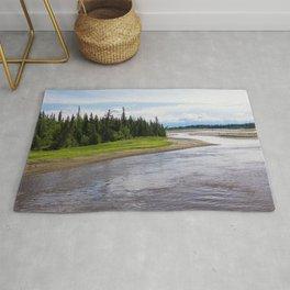 Alaskan River Rug