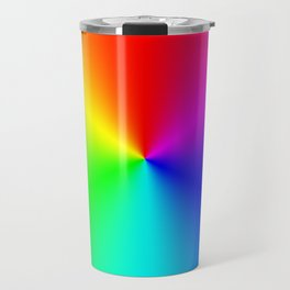 The Flickering Lights Travel Mug