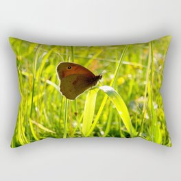 Morning Medow Rectangular Pillow