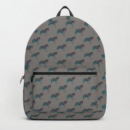 Border Collie 2 Backpack
