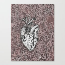 My Heart Is Yours Canvas Print