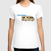 8bit T-shirts featuring 8Bit Bad by Atomic Rocket