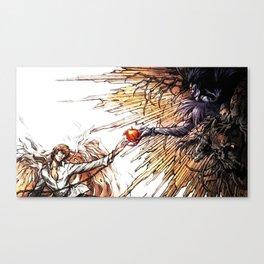 Ryuk - hand of god Canvas Print