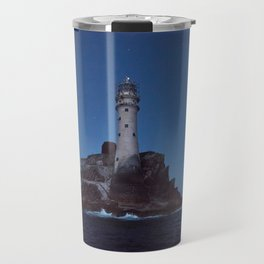 (RR 293) Fastnet Rock Lighthouse - Ireland Travel Mug
