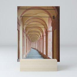 Portico Mini Art Print