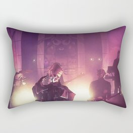 Can't You See That You're Lost? Rectangular Pillow