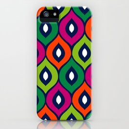 Leela Green iPhone Case