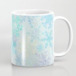 icy snowflakes Coffee Mug