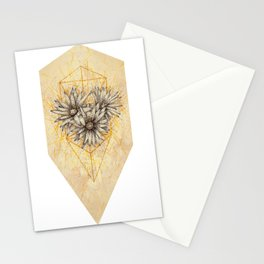 Cactus Flowers Stationery Cards