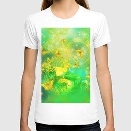 Dream wreck with butterflies T-shirt