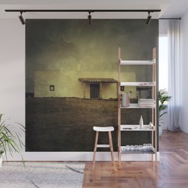 Cabo Polonio House Wall Mural