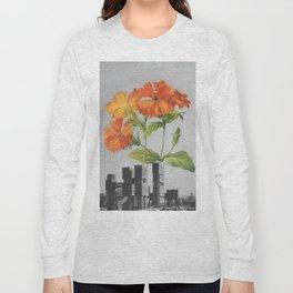 "255 - ""a tree grows in Brooklyn"" Long Sleeve T-shirt"