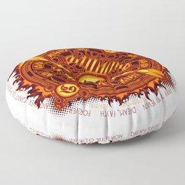 Ifrit Seal Floor Pillow